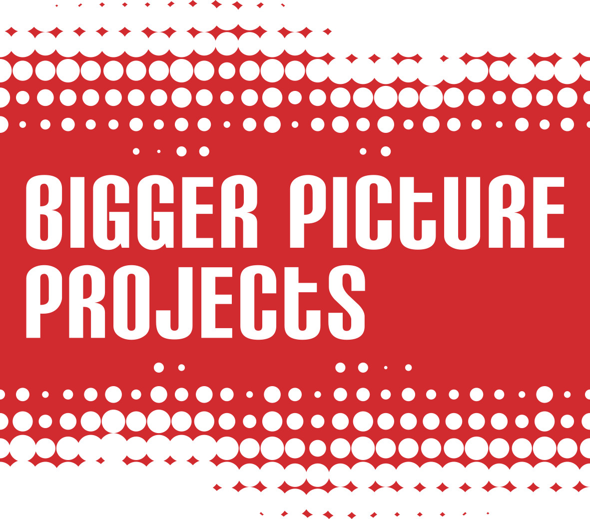 Bigger Picture Projects