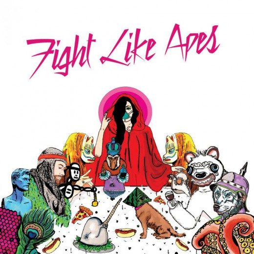 fight like apes album