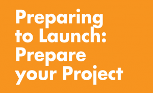Crop Preparing to launch Planning your project