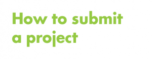 How to submit a project