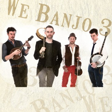We Banjo 3 New Album Fundraiser.