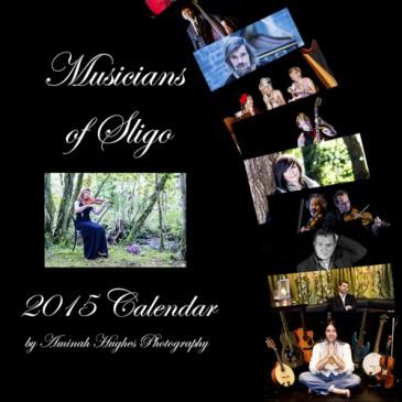 2015 Musicians of Sligo Calendar