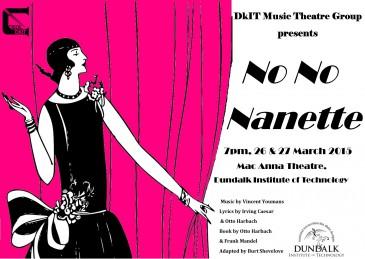 No No Nanette, DkIT Music Theatre Group