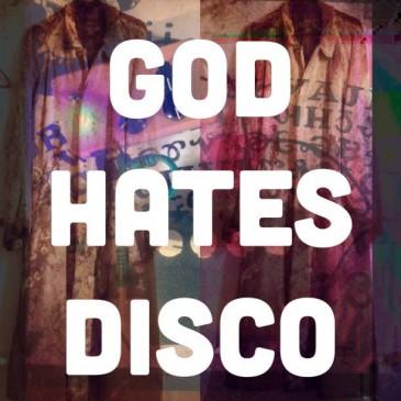 Great Radio LP by GODHATESDISCO