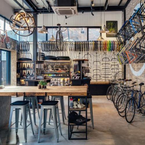 Bikes & Coffee by Dublin Loves Bikes