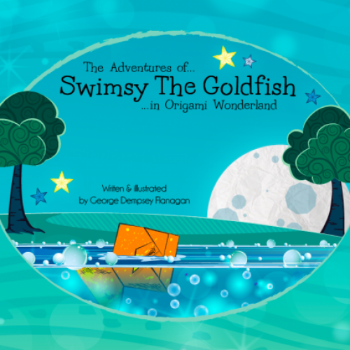 Swimsy The Goldfish - Children