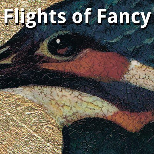 Flights of Fancy: Art Exhibition