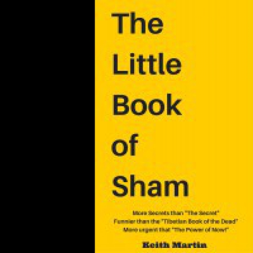 "Help Publish ""The Little Book of Sham"""