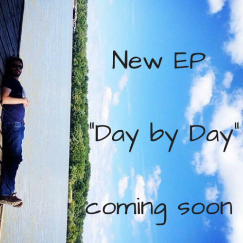 "James O Connor new EP ""Day by Day"""