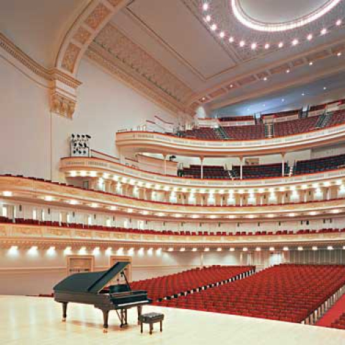 WIT Youth Choir: Carnegie Hall