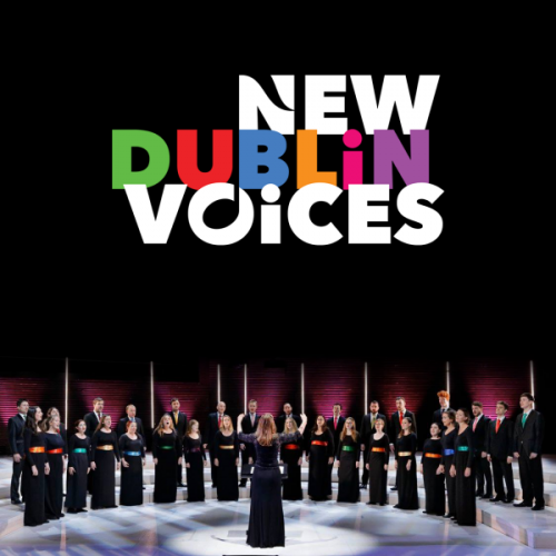 New Dublin Voices Irish Christmas CD
