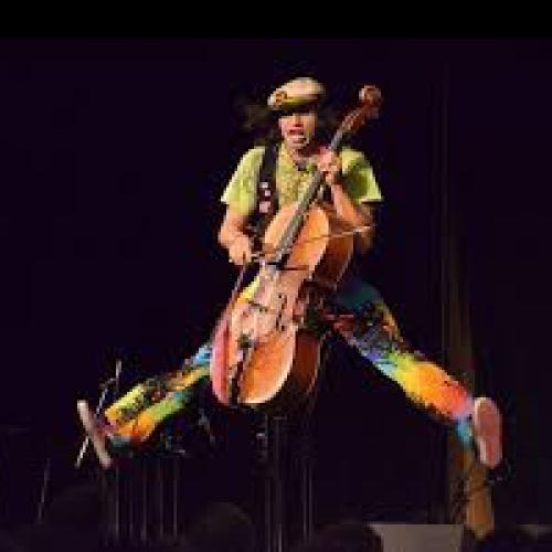 Spike Cello Festival- Rushad Eggleston