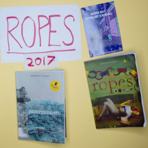ROPES 2017 A Journal BY Young Publishers