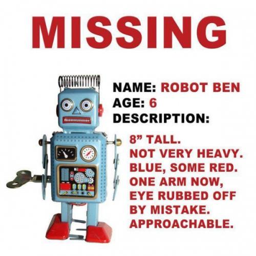 Robot Ben