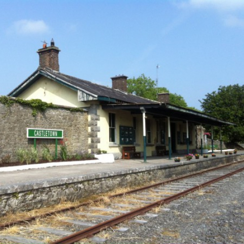 "Save ""The Quiet Man"" Train Station"