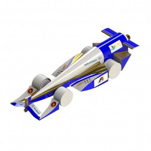 Victorum Racing- F1 in Schools finalists