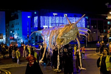 The 7th Dragon of Shandon Samhain Parade