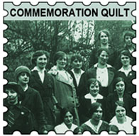 77 Women Commemorative  Quilt