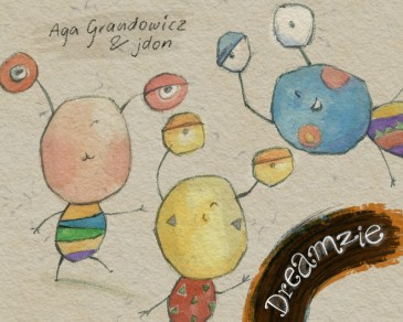 Dreamzie, a picture book