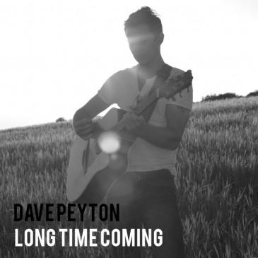 Dave Peyton - New Album Long Time Coming