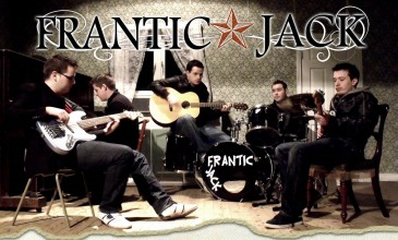 """Frantic Jack"" release their 2nd album"