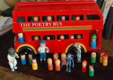 PB3 (The Poetry Bus Mag issue three)