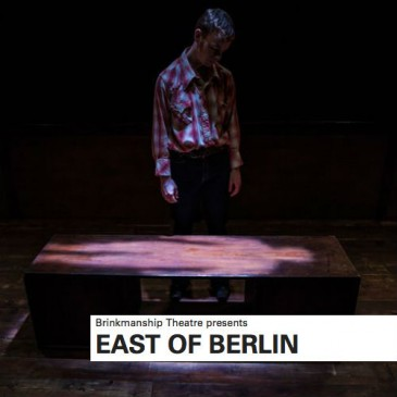 EAST OF BERLIN, Lee Wilson's Irish debut