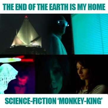 THE END OF THE EARTH IS MY HOME
