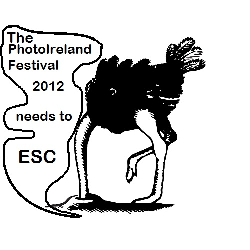 Get ESC to the PhotoIreland Festival!