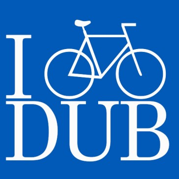Cycling in Dublin Summer 2013