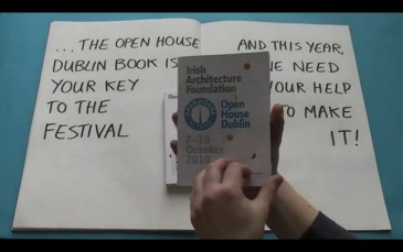 OPEN HOUSE DUBLIN BOOK