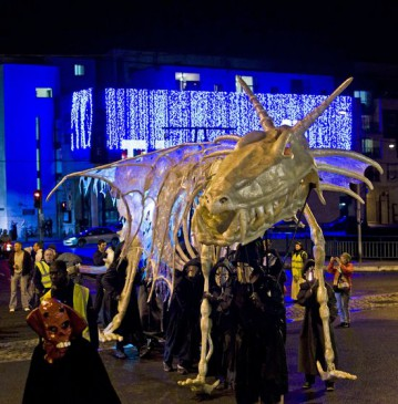 Dragon of Shandon Festival and Parade