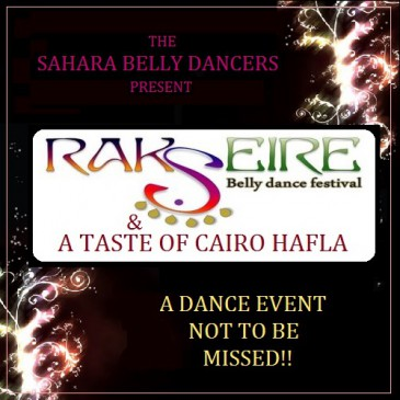 Raks Eire Belly Dance Festival
