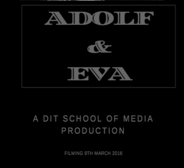 Adolf and Eva