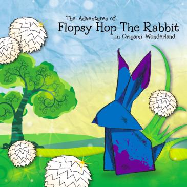 Flopsy Hop The Rabbit - Children
