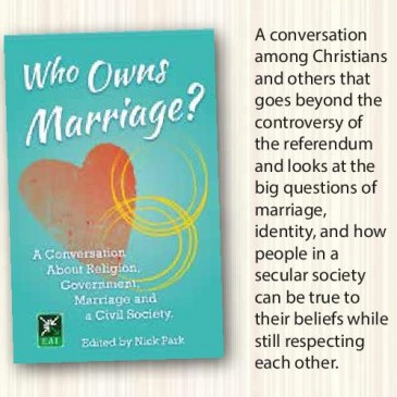 Who Owns Marriage?  A Conversation.