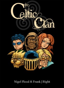 The Celtic  Clan Comic