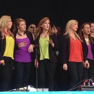 Dublin Gospel Choir 20th anniversary