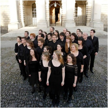 Irish Youth Chamber Choir Debut EP