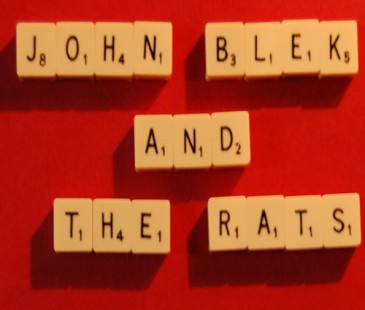 John Blek & the Rats-Single Release