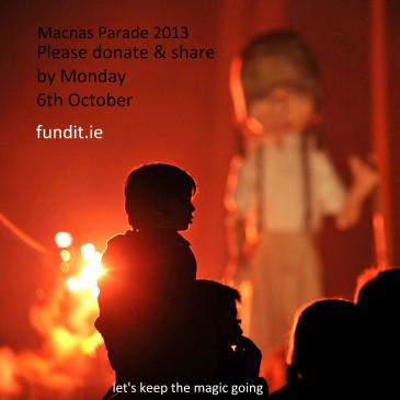 Macnas Parade 2013