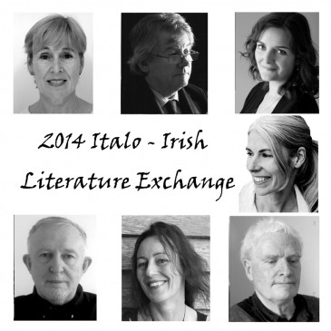 The 2014 Italo-Irish Literature Exchange