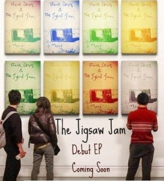 The Jigsaw Jam- Debut EP