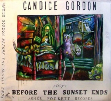 Candice Gordon - Before The Sunset Ends