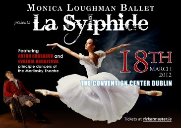 La Sylphide at The Convention Centre