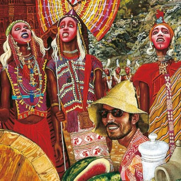 Mati Klarwein Exhibition