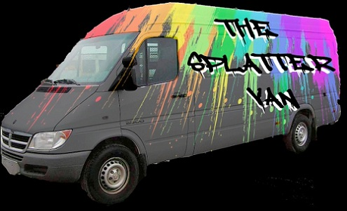 The Splattervan