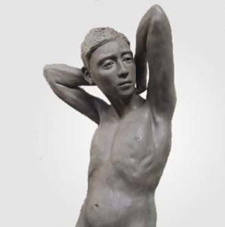 Help cast life-sized sculpture in bronze