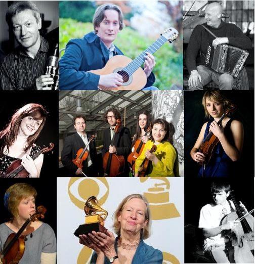 The String Quartet Music of Dave Flynn