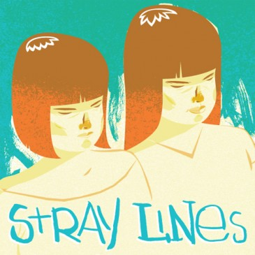 Stray Lines, a graphic novel anthology.